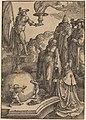 Lucas van Leyden, Solomon's Idolatry, 1517-1518, NGA 8625.jpg