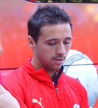 Lucian Sânmărtean - Sănmărtean with Utrecht in 2007