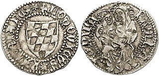 Italian medieval silver coin