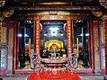 Lugang Lukang Mazu Temple Haupthalle Innen 2.jpg