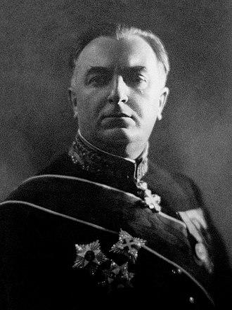 Luigi Federzoni - Image: Luigi Federzoni 1930s