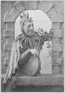 Feste character in Twelfth Night