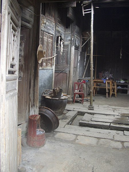 File:Luotiancun Village Anyi Nanchang Jiangxi China - panoramio (1).jpg