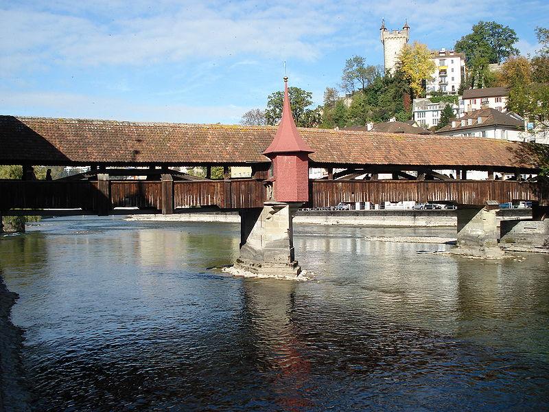 Fichier:Luzern - Spreuerbrücke.JPG