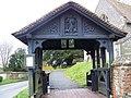 Lych gate, St Mary's Church - geograph.org.uk - 1186461.jpg