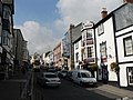 Lyme Regis, looking up Broad Street - geograph.org.uk - 983346.jpg