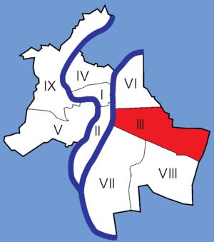 3rd arrondissement of Lyon - Image: Lyon Arrondissements 03