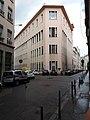 Lyon 3e - Rue Edison, côté nord, central téléphonique Moncey.jpg
