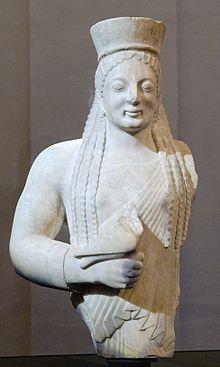 Korai Dell Acropoli Di Atene Wikipedia