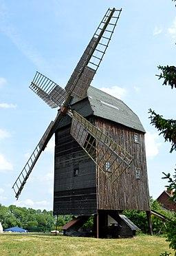 Mühle Mützel Front