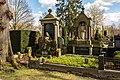 Münster, Zentralfriedhof, Alter Teil, Grabstätten Witte und Dieckmann -- 2021 -- 7276.jpg