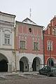Měšťanský dům (Litomyšl), Smetanovo nám. 63.JPG