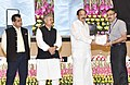M. Venkaiah Naidu distributed the Reform Incentive, at the National Workshop on Urban Transformation, in New Delhi.jpg