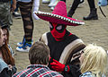 MCM London May 15 - Sombrero Deadpool (18241070682).jpg