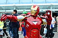 MCM London May 2015 - Iron Man (17415750794).jpg