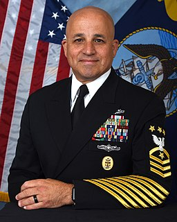 Master Chief Petty Officer of the Navy Senior enlisted member of the US Navy