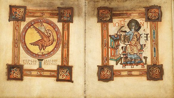 Symbols of the Four Evangelists  Catholic Resources