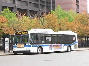 Ralph Avenue Line - A B47 bus.