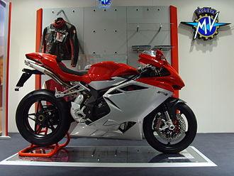 MV Agusta - 2010 MV Agusta F4 1000