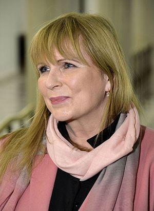 Małgorzata Gosiewska - Image: Małgorzata Gosiewska Sejm 2015