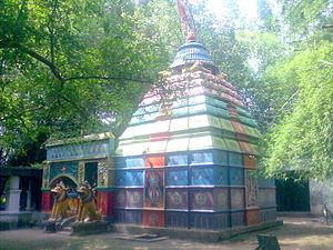 Purunakatak - Maa Bhairabi temple