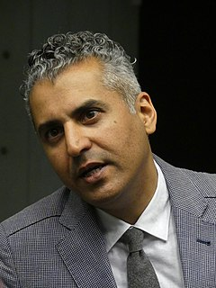 Maajid Nawaz British radio presenter, activist and former Islamist