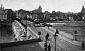 Maasbrug, overzicht, reproductie van oude foto - Maastricht - 20145529 - RCE.jpg
