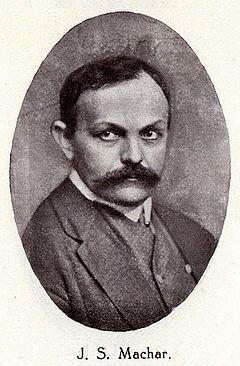 Josef Svatopluk Machar (cs.winelib.com)