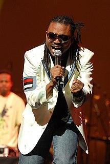 Machel Montano Trinidad and Tobago musician