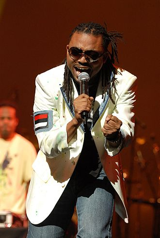 Machel Montano - Machel Montano performing in 2007