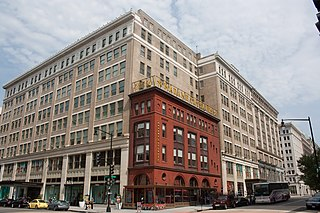 Downtown (Washington, D.C.) United States historic place