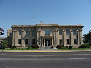 Madison County Courthouse, Idaho.jpg