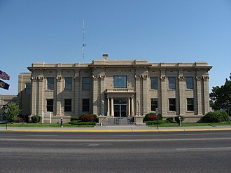 Madison County Courthouse (Rexburg, Idaho) - Image: Madison County Courthouse, Idaho
