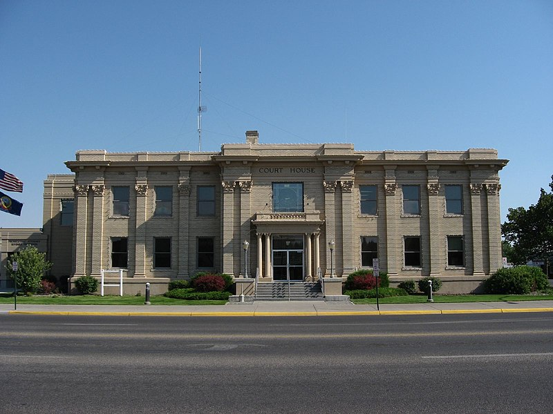 File:Madison County Courthouse, Idaho.jpg