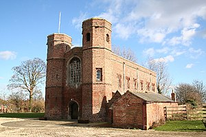 Wainfleet, Lincolnshire - Magdalen College School
