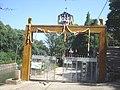 Main Gate ,Shri Paramhansh Ashram Madha Khoh ,Ghatigaon Gwalior (Madhya Pradesh) - panoramio.jpg
