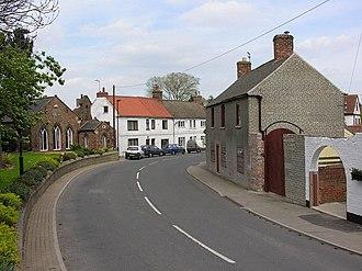 Airmyn - High Street, Airmyn