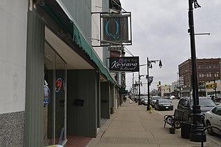 Galesburg, Illinois City in Illinois, United States