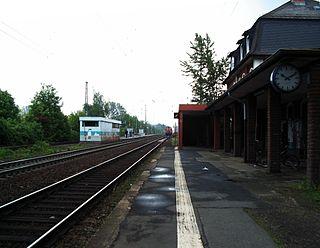 Maintal Ost station