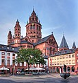 Mainz Cathedral - Mainz, Germany - panoramio.jpg
