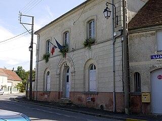 Lumigny-Nesles-Ormeaux Commune in Île-de-France, France