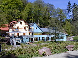 The House of the Water and the River in Frohmuhl