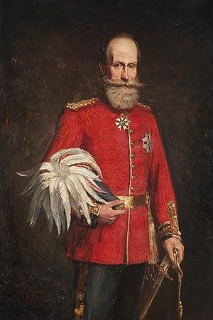Robert Murdoch Smith - Portrait of Smith by William Gordon Burn-Murdoch