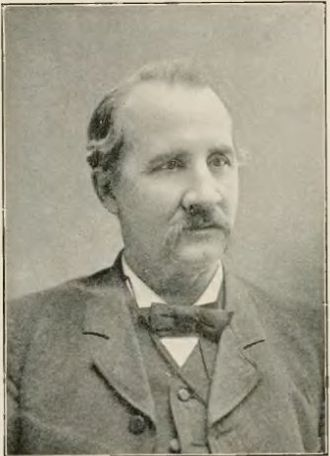 Iowa's 1st congressional district - Image: Major William G. Thompson History of Iowa