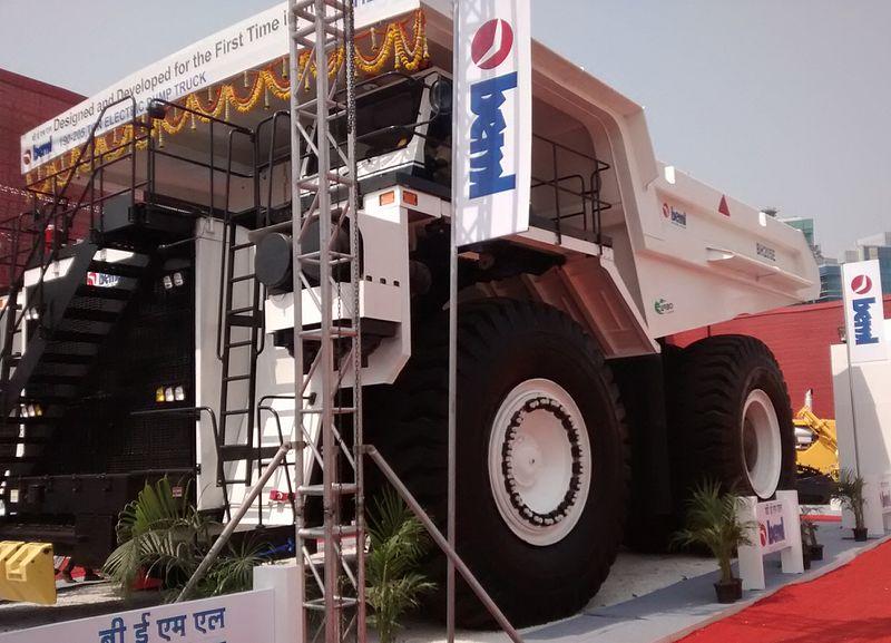 File:MakeInIndia-BEML-205-Dumper.jpg
