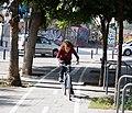 Making-of del cortometraje Macarril bici 12.jpg