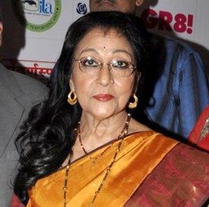 Mala Sinha - Sinha in 2013