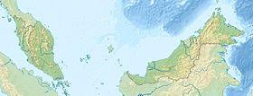 Гора Кинабалу находится в Малайзии.