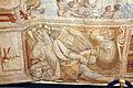 Manif. di bruxelles, arazzi della battaglia di lepanto, battaglie su dis. di lazzaro calvi e figure di luca cambiaso, 1591, 09.JPG