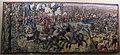 Manif. di bruxelles su dis.di bernart von orley, arazzi della battaglia di pavia, attacco alla gendarmeria francese, IGMN144483, 1526-31.JPG